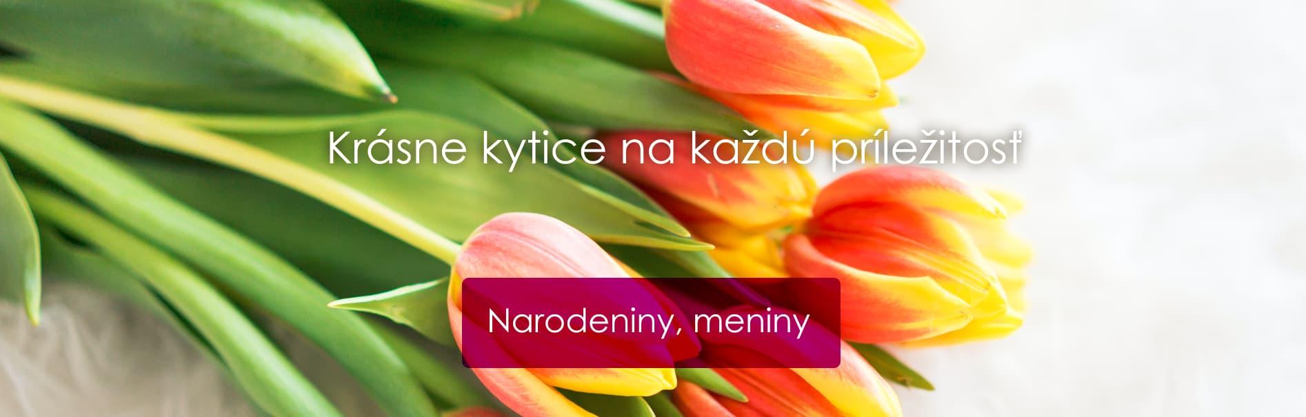 26e184cfac Donáška kvetov 💐 a darčekových košov 🎁 po celej SR